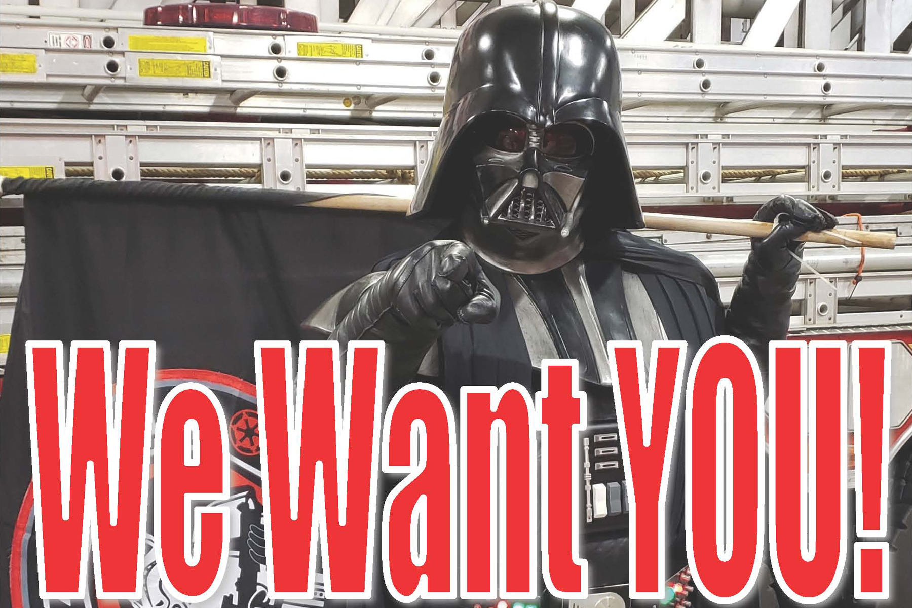We Want You to Join
